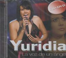 CD - Yuridia NEW La Voz De Un Angel 1 CD & 1 DVD FAST SHIPPING !