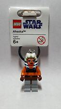 Brand New Lego - Ahsoka Keyring - Star Wars - 852353