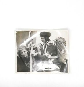 1949 Wide World Press Photo Britain's Aerial Nurses Royal Air Force Nursing