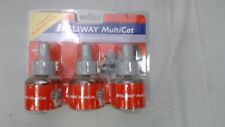 Animal Health Multicat 30-Day Refill Set for Cats - 3-Pack