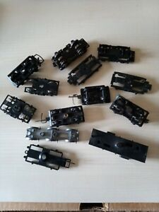 hornby /triang / Lima 00 gauge train and coach bogies etc. Spares or repair