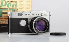 Olympus-Pen F + Olympus G.Zuiko Auto-S 1,4/40mm  SHP 64616