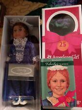 American Girl Doll 25th Anniversary Doll NIB Felicity Mini doll