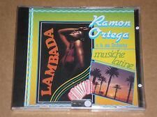 RAMON ORTEGA E LA SUA ORCHESTRA - LAMBADA - CD SIGILLATO (SEALED)