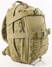 Tactical Electronics E0D Tool Kit Backpack Coyote Brown Modular Bag Pack