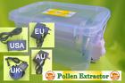 Pollen Extractor - Extracteur de Pollen - Pollinator - Dry Sifting Machine