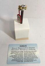 ANELLO DAMIANI ORO BIANCO/GIALLO 18 KT CON DIAMANTI 0.11 H REF. DAN37577