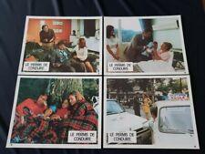 Lot de 16 photos d'exploitation de cinéma du film: LE PERMIS DE CONDUIRE de 1973