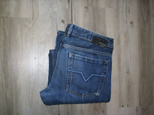 DIESEL ZATHAN (0071S) Flare/ Bootcut Jeans W32 L34 USED/ DISTRESSED WASCHUNG LK2