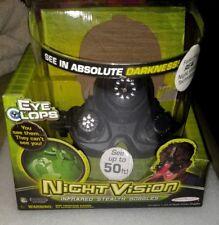 Jakks EyeClops Eye Clops Night Vision Infrared Stealth Goggles