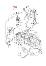 Genuine Gas Engine Fuel Additive Otto Engine Fuels AUDI Audi 100 G001770A2