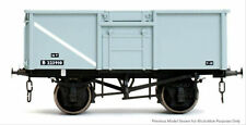 More details for dapol o gauge wagons 16t steel mineral wagon riveted br blue grey b102351 7f-030