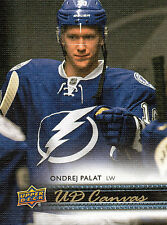 Ondrej Palat 2014/15 Upper Deck Canvas #C78