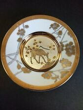"""""""Immortality"""" Eternal Wishes Of Good Fortune Collection Plate #6 No. 1567Hc"""