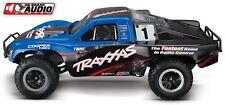 TRAXXAS Slash RTR 1:10 2.4GHz Short Course Racing Truck mit Sound 58034-2