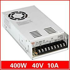 40V 10A 400W Single Output Series Switching Power Supply  For LED Strip Light
