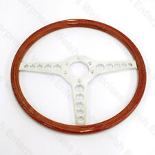 Jaguar Series 1 E-Type XKE 15 Inch Steering Wheel - C-20267-1