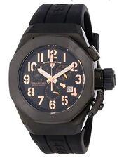 Swiss Legend 10542-BB-01-RA Trimix Diver Chronograph Watch Black NEW in Box!
