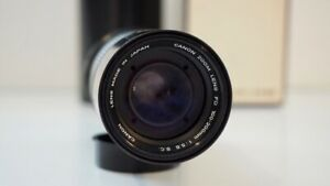Canon FD 100-200mm f/5.6 Telephoto Zoom Portrait Beauty Lens Canon FD