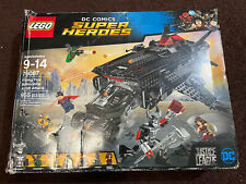 LEGO DC Super Heroes Flying Fox: Batmobile Airlift 76087 955 Pieces  OPEN BOX!