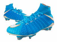 Nike Hypervenom Phantom 3 Df Sg Pro Soccer Cleats 881548-415 womens sz 7.5