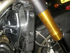 ducati streetfighter carbon fibre radiator side covers
