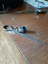 New listing Miners candleholder, Sticking Tommy. Well Made. Hand Forged. Mining. Old.