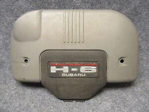1992-1997 Subaru SVX 3.3 3300 H-6 4 Cam 24 Valve Engine Top Cover Shroud 28608