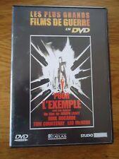 DVD * POUR L'EXEMPLE * LOSEY COURTENAY MCKERN BOGARDE FILM GUERRE ATLAS