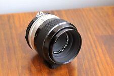 NIKON Micro - Nikkor-P  Auto 55mm  f/3.5  Lens   Ai   Macro Lens     60 Japan