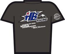 HB Racing 2018 WC Edition T-Shirt (Next Level) (Medium) - HBS204419