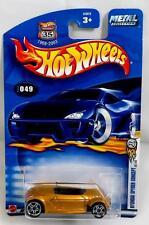 Hot Wheels 2002 First Editions HYUNDAI SPYDER CONCEPT 37/42