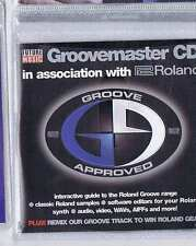 GROOVEMASTER Future Music CD FM80 1999