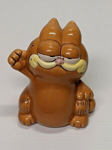 Garfield Money Box Ceramic 1978 Jim Davis