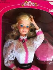 1982 Mattel Angel Face Barbie Doll 5640 w/ Make Up Kit NRFB Vintage Unopened Box