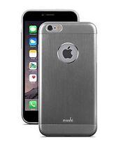 Étuis, housses et coques gris métallique pour téléphone mobile et assistant personnel (PDA) Apple