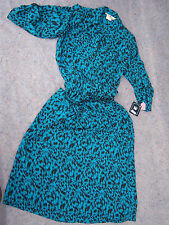 Carriage Court Dress Hipster Punk Women's Size 8 NWT