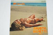 Fausto PAPETTI - 12ª RACCOLTA-LP NUDE Cover/DURIUM Records (MS a 77284) 1971