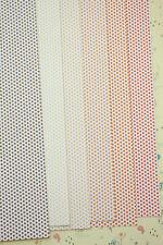 Mini Dots Cardstock 250gsm printed polka dot card stock wedding craft postcards