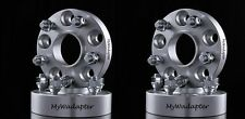 Wheel Spacer Adapters 20 mm 5x108 63.4 mm Hub & Wheel Centric 4 PCS Jaguar
