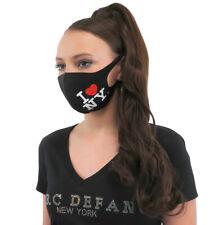 I LOVE NY Fashion Mask, Cooling Nylon Material, Reuseable, USA Product