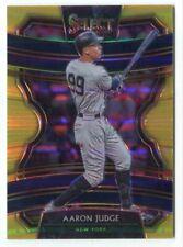 2020 Panini Select Prizm Gold #94 Aaron Judge Yankees 9/10