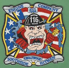 CHICAGO FIRE DEPARTMENT ENGINE COMPANY 116 PATCH
