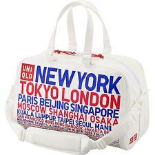 UNIQLO x Novak Djokovic 'Boston Bag' 2016 U.S. Open Tennis Sports Gym Tote *NEW*