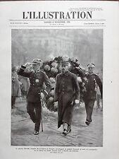 L' ILLUSTRATION 1924 N 4262 LE GENERAL W.SIKORSKI  ET LE GENERAL EUGENE GOURAUD