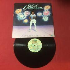 Rafael Camero -Cameron's In Love :Salsoul Records #SA 8542 *Vinyl-1981 LP (EX-)