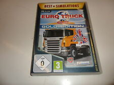 PC  Euro Truck - Simulator - Gold - Edition
