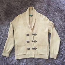 Ralph Lauren 100% Cotton Shawl Cardigan Size L RRP:£865 BNWT - 100% Authentic