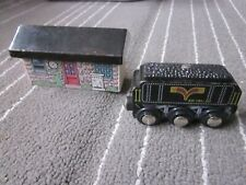 POLAR EXPRESS MAGNETIC WOODEN TRAIN Thomas  COAL STATION * SEE PICTURE