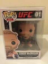 "Funko POP! ""NOTORIOUS"" CONOR MCGREGOR Dethrone.com Black Shorts #01 Series 1"